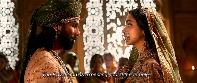 hindi Padmaavat 1080p download