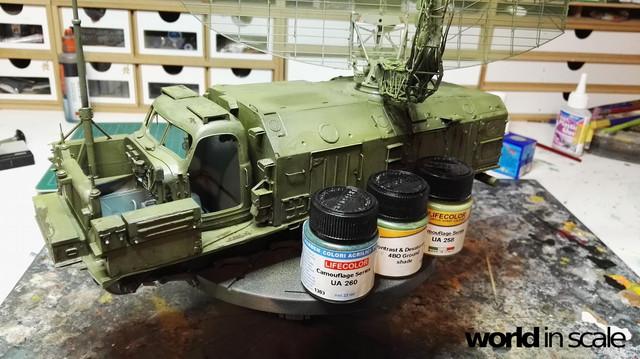 "P-40 ""Longtrack""-Radar - 1:35 v. Trumpeter, Panzershop, ... 26910172_975744849259697_2978814797615383551_o"