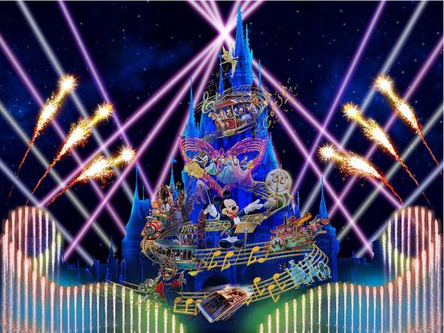 [Tokyo Disney Resort] 35th Anniversary : Happiest Celebration ! (du 15 avril 2018 au 25 mars 2019) W768