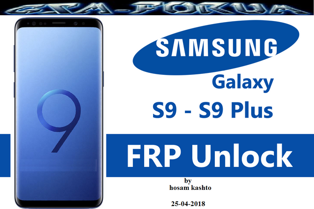 Samsung S9 / S9 Plus 100% Working [FRP][RESET][SOLUTION