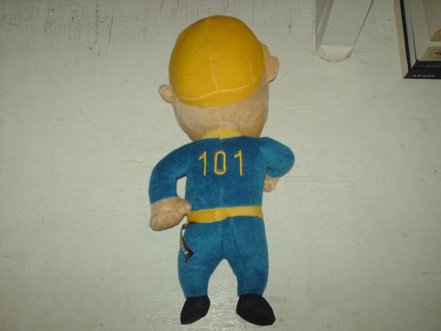 Fallout Vault Boy Plushie 2