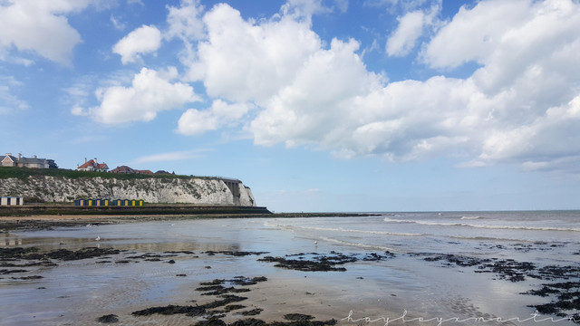 hayleyxmartin | landscape photography. Dumpton gap beach, Broadstairs, Kent.