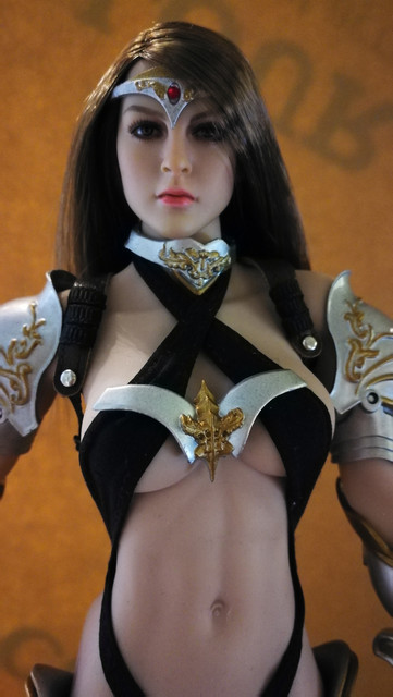 """1/6 Scale Lucifer Clothes Set For Fiona Valkyvia Chronicles LXF1702 12"""" figure 37"""