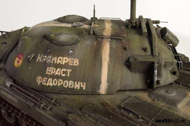 IS-7 (Object 260) Heavy Tank - 1:35 of Trumpeter 28162087_996436997190482_5038875846835916960_o