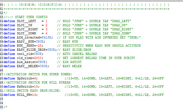 THE APEX LEGENDS & CALL OF DUTY GPC Power Scripts from