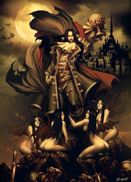 e64ab7c3f6887845ff294544bc216899 sexy vampire vampire art