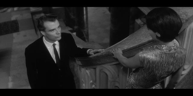 L'Année dernière à Marienbad (1961) - 1080p x265 HEVC - FRE (ENG SUBS) [BRSHNKV]