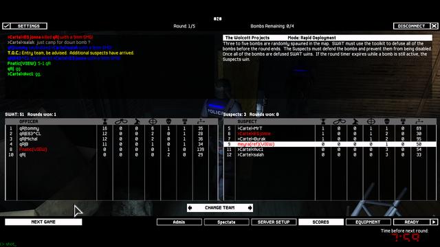 Cartel vs qR  2-6 Lost [Final League] 6
