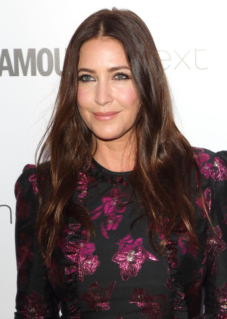 Lisa Snowdon at the Glamour Women of the Year Awards at Berkeley Square Gardens London England on Ju
