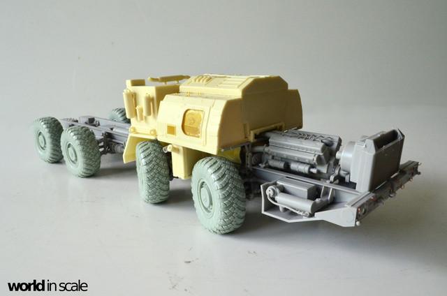 MAZ-543 + KS-6571 - 1/35 by Trumpeter, Panzershop  DSC_2860