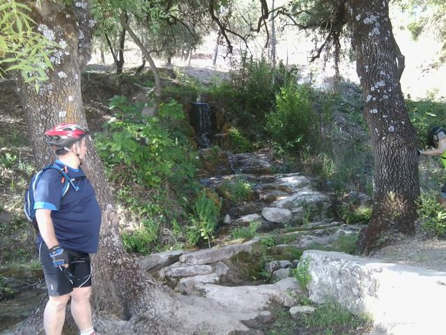El rio Turon en el Burgo este sabado (cronica) Foto5058