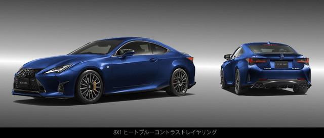 Lexus RC Facelift (2018) 30