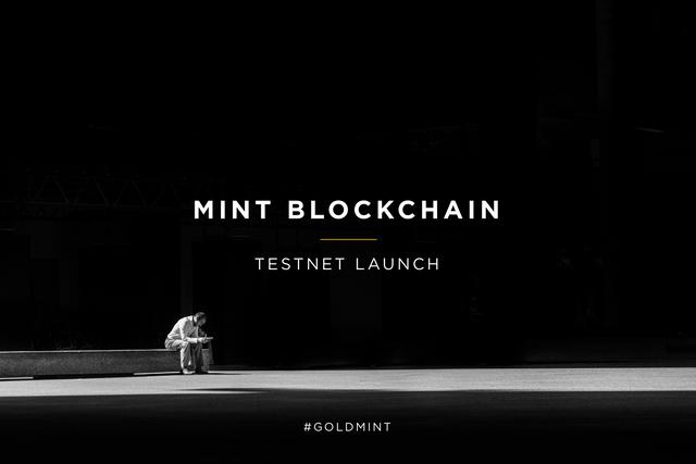 Goldmint Test Net Launch