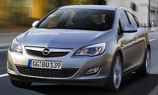 Opel Astra 2010 1