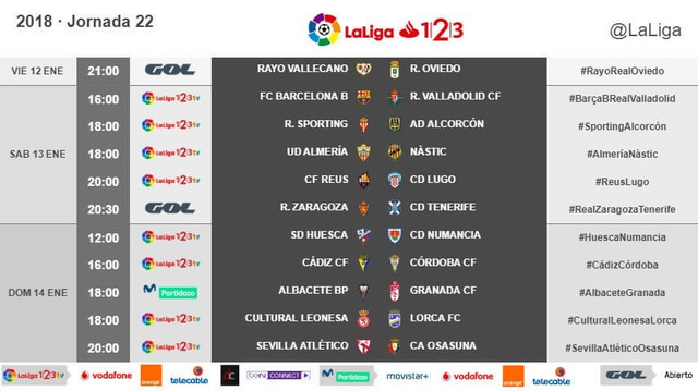 LALIGA 1|2|3  2017/2018 - HORARIOS-https://preview.ibb.co/joW6SG/7221793_A_FA9_F_46_E7_96_E7_F41_A4414_E65_A.jpg
