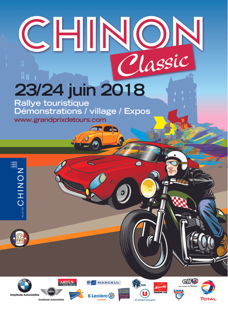 [37] Chinon Classic - 23 et 24 Juin 2018 Affichechinon2018
