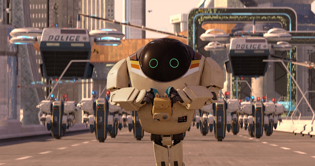 Robot 7723 (2018)
