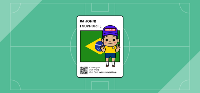 World Cup Card