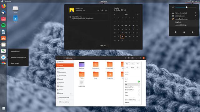 yaru ubuntu theme