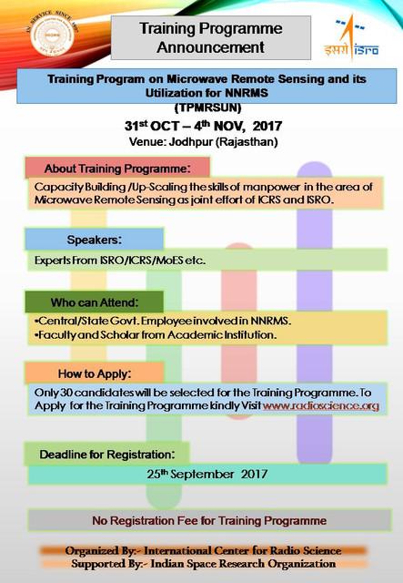 training_programme