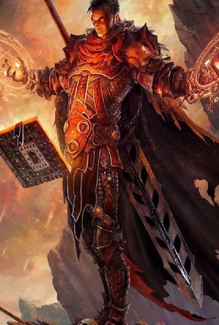 26550_mage_warrior_1366x768_fantasy_wallpaper