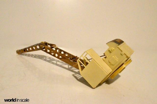 ZIL-157 + Bleichert-Crane - 1:35 by Trumpeter, ... 25440357_960244614143054_4013816997873087681_o
