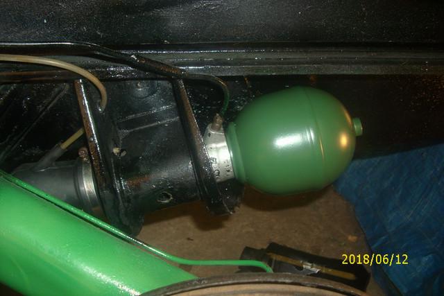sfera sospensione post sx