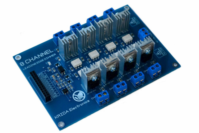 Ch ac led bulb dimmer ssr relay v smart home