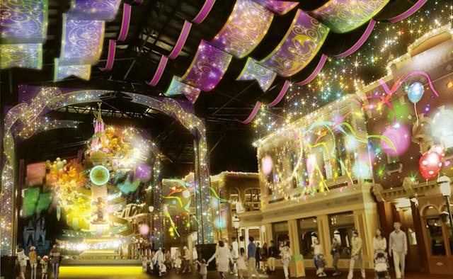 [Tokyo Disney Resort] 35th Anniversary : Happiest Celebration ! (du 15 avril 2018 au 25 mars 2019) W771