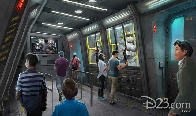 [Hong Kong Disneyland] Nouveau Land Marvel Universe (2019 - 2023) - Page 2 W793