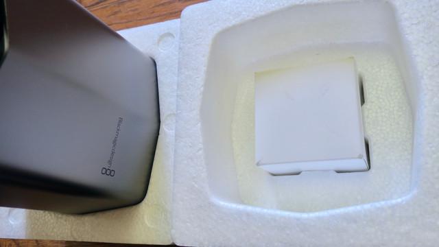 blackmagic egpu radeon pro 580 unboxing accessories