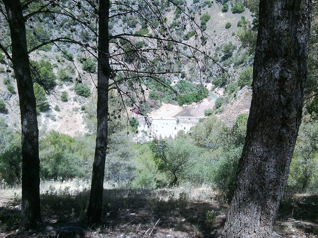 El rio Turon en el Burgo este sabado (cronica) Foto5082