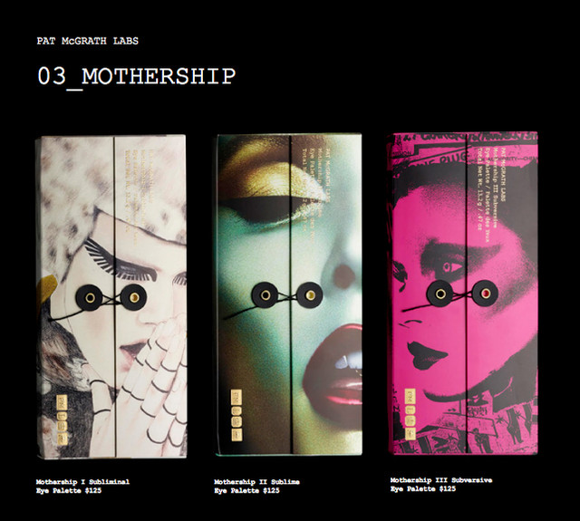 pat mcgrath labs mothership new release