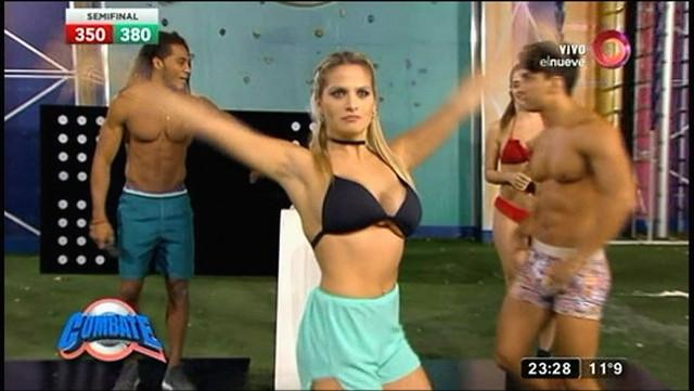 Vicky Mariana Combate 100617 22