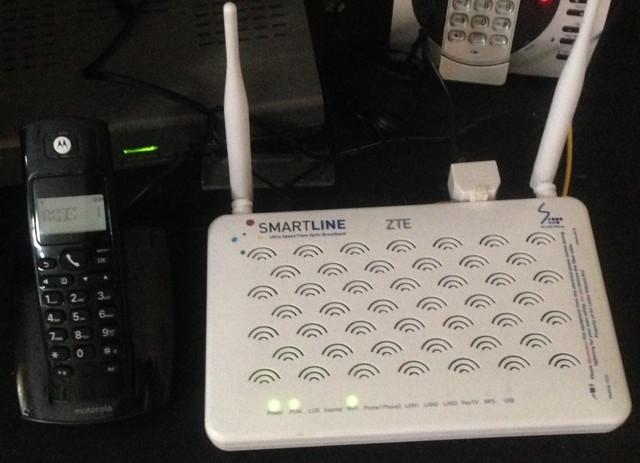 SLT Fiber Router password - ElaKiri Community