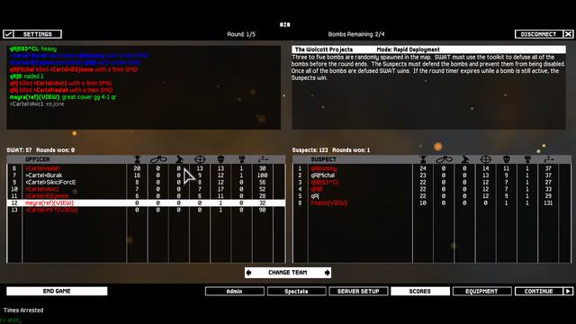 Cartel vs qR  2-6 Lost [Final League] 5