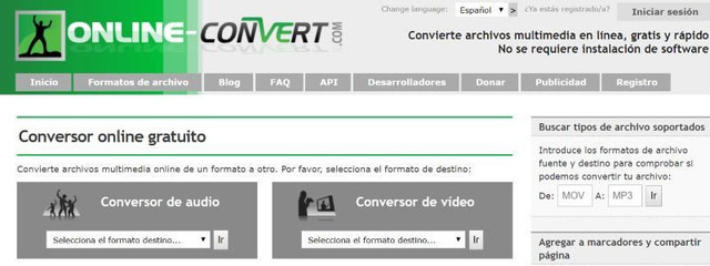 online mp3 convert