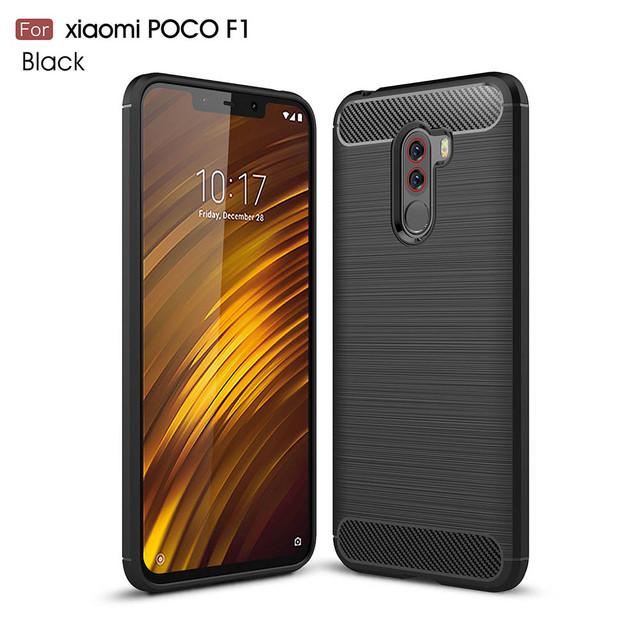 Лучшие чехлы для Xiaomi Pocophone F1