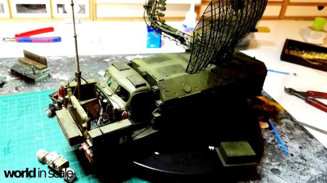 "P-40 ""Longtrack""-Radar - 1:35 v. Trumpeter, Panzershop, ... 27164511_980369578797224_2846060179536407576_o"