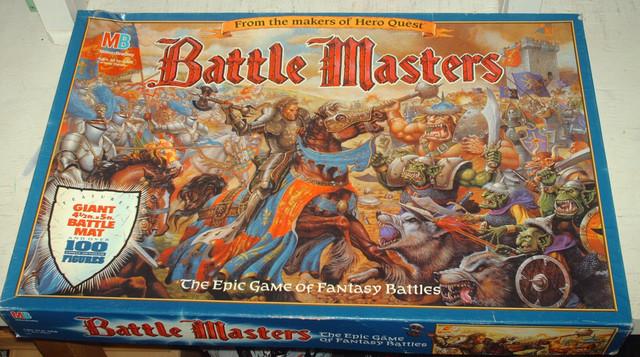 Battlemasters 1
