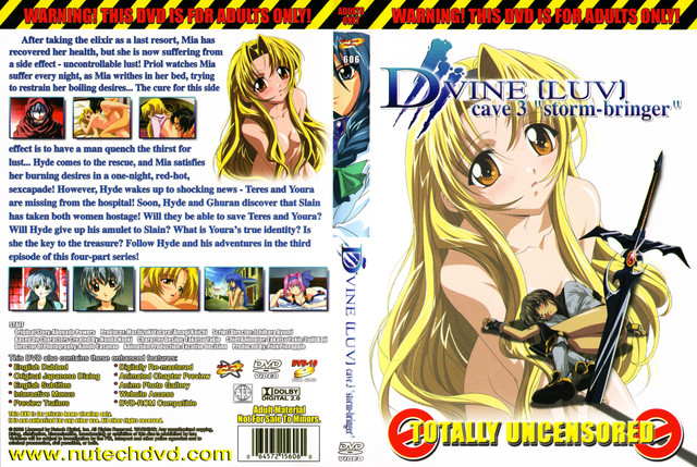 18 D VINE LUV cave3 storm bringer DVD 960x720 x264 AAC