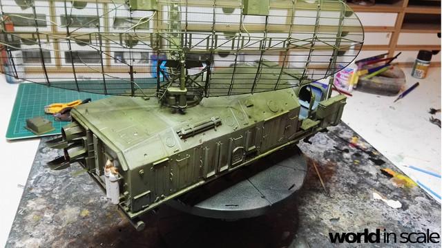 "P-40 ""Longtrack""-Radar - 1:35 v. Trumpeter, Panzershop, ... 26756698_975746012592914_6527557903596221152_o"