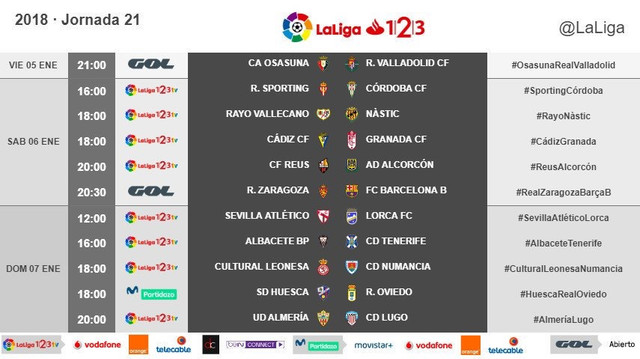 LALIGA 1|2|3  2017/2018 - HORARIOS-https://preview.ibb.co/kGZzgb/7_BEBEE86_0_EFB_48_A5_BD68_4_D60_B16090_C7.jpg