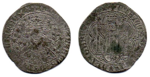 Ayuda con dos cuartillos de Enrique IV 21_36_53_monedas_MES462a