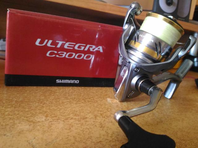[Vendo] Shimano Ultegra FB C3000 P_20180913_131319