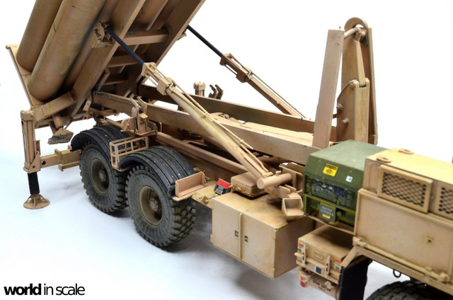 Terminal High Altitude Area Defence (THAAD) - 1/35 by Trumpeter DSC_3173_1024x678