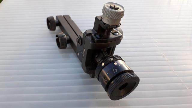 Anschütz 0044xxe botón giratorio botón para diopter superior disimulo nuevo