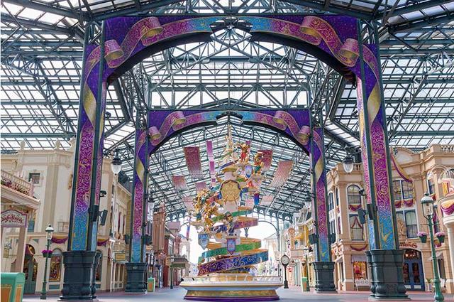 [Tokyo Disney Resort] 35th Anniversary : Happiest Celebration ! (du 15 avril 2018 au 25 mars 2019) - Page 3 W802