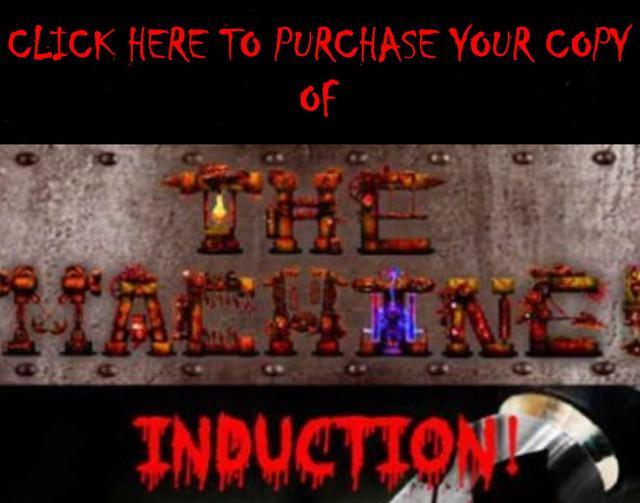 The Machine button