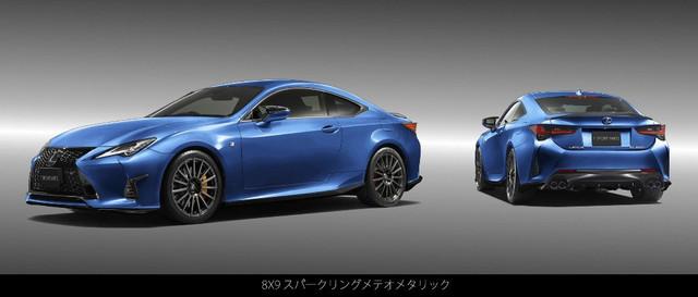 Lexus RC Facelift (2018) 31